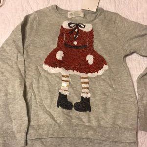 Kids Elf Sweater